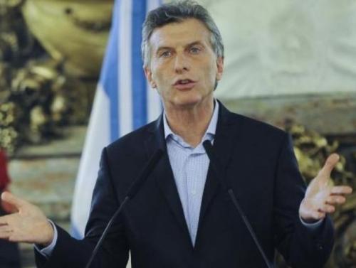 Macri lanza en ezeiza un plan de viviendas para todo el for Plan de viviendas macri